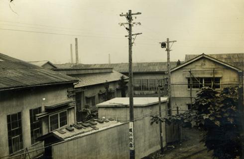 東京紙工場王子工場